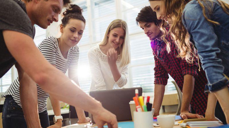 Agiles Projektmanagement – Der effektive eintägige Workshop zu Scrum und Kanban von key2agile
