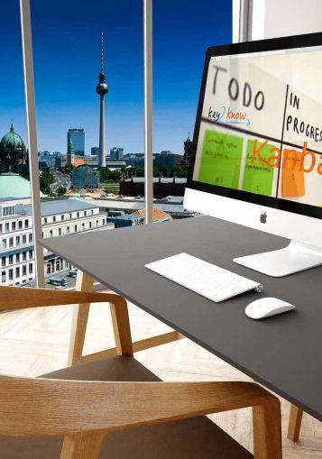IT-Kanban Einstieg in die agile Arbeit