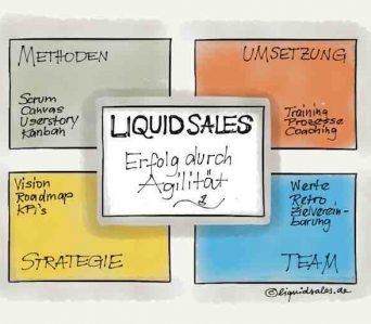Liquid Sales – DER agile Vertrieb