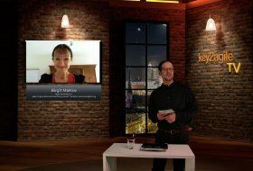 TV: Birgit Mallow zu Effectuation